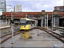 SJ8499 : Bury-bound by David Dixon