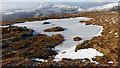 NC3829 : Plateau of Creag nan Suibheag by Julian Paren