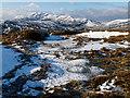 NC3729 : Plateau of Creag nan Suibheag by Julian Paren