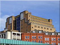 SP0686 : City skyline in Birmingham by Roger  Kidd