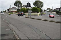 SX4159 : New Rd, Callington Rd junction by N Chadwick