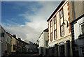SW9872 : Molesworth Street, Wadebridge by Derek Harper