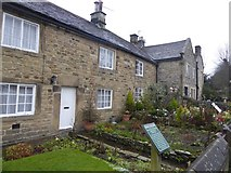 SK2176 : Rose Cottage, Eyam by Rob Farrow