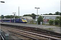 SX0754 : Atlantic Coast Line train at Par Station by N Chadwick