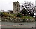 SJ3058 : Grade I listed Hope Parish Church, Flintshire by Jaggery