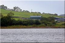 G9174 : Farm near the Shore, Rossmore by David Dixon