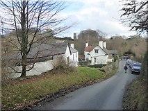 SX7383 : Former mill buildings, Blackaller, North Bovey by David Smith