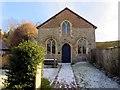 SU1069 : The Chapel in Avebury by Steve Daniels