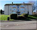 ST2990 : Three-storey flats, Monnow Way, Bettws, Newport by Jaggery