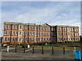 TG2106 : The facade of the City of Norwich School : Week 7