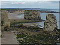 NZ4064 : Marsden Bay at South Shields by Mat Fascione
