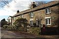 SX0671 : Cottages, Hellandbridge by Derek Harper