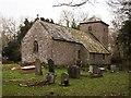 SO3409 : St Michael's church, Llanvihangel Gobion by Chris Andrews