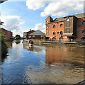 SD5705 : Wigan Pier by Gerald England