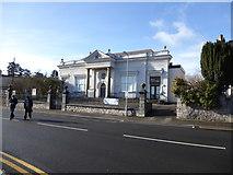 SJ0566 : Theatr Twm o'r Nant, Dinbych/Twm o'r Nant Theatre, Denbigh by Eirian Evans