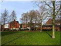 SK4834 : St James Park by Ian Calderwood
