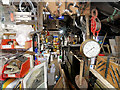 SD7208 : Inside Fred's Shed by David Dixon