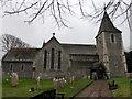 SZ8897 : St Thomas à Becket Church, Pagham by PAUL FARMER