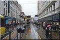 SJ8498 : Market street Metro Stop by N Chadwick