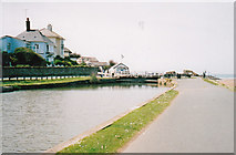 SS2006 : Bude Canal and sea lock by John C