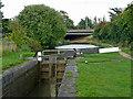 SO8958 : Offerton Top Lock near Tibberton, Worcestershire by Roger  Kidd