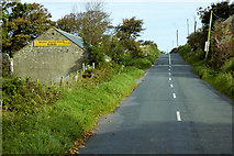 C4355 : Wild Atlantic Way, Malin Head View B & B by David Dixon