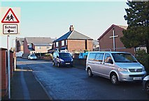 SK5845 : Furlong Street, Arnold, Notts. by David Hallam-Jones