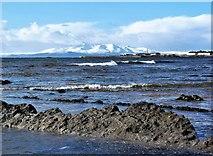 NS2341 : South Bay - Saltcoats & Ardrossan by Raibeart MacAoidh