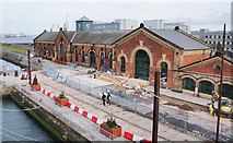 J3576 : The Pump-House, Belfast by Rossographer