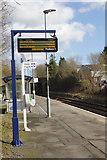 TQ1649 : Dorking West Station by Stephen McKay