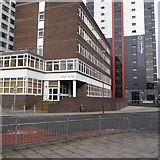 SE3034 : Hume House, Lovell Park Road, Leeds (1) by Rich Tea
