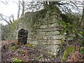SJ2750 : Lime kiln on a tight bend in a minor lane by Maggie Cox