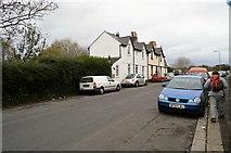 SX4458 : Wolseley Rd by N Chadwick