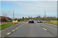 TL5677 : A142 towards Ely by Robin Webster