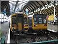 TA0928 : Hull Paragon Railway Station by JThomas