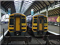 TA0928 : Hull Paragon Railway Station by JThomas