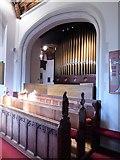 TQ2160 : Inside St Martin of Tours Epsom (9) by Basher Eyre