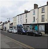 ST5393 : On-street parking, Moor Street, Chepstow by Jaggery