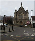 ST5393 : Grade II listed Chepstow Methodist Church by Jaggery