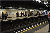 TQ2879 : Victoria Underground Station by N Chadwick