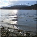 NN2903 : Looking across Loch Long by Gerald England