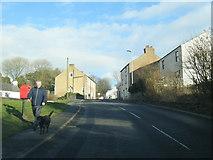 SD2277 : A595 Ireleth Road by Colin Pyle
