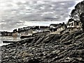 NS0865 : Rothesay Bathing Station by Raibeart MacAoidh