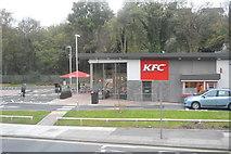 SX4457 : KFC, Wolseley Rd by N Chadwick