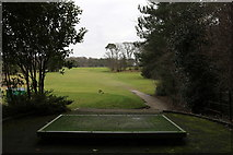 NS3319 : First Tee, Belleisle Course by Billy McCrorie