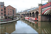 SJ8297 : On the Bridgewater Canal (5) by Anthony O'Neil