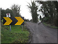 S4257 : Road Signs and Junctions by kevin higgins