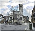 SE6051 : York, All Saints Pavement by Mike Faherty