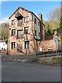 SJ6603 : Warehouse on The Wharfage, Ironbridge by Richard Law