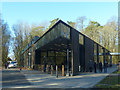 ST1177 : Gweithdy, St Fagans National History Museum by Robin Drayton